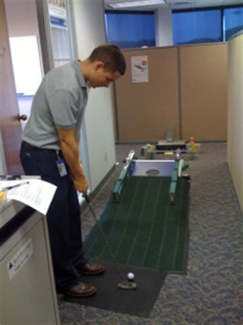 Office Golf by Information Technology Leadership Program Office Mini