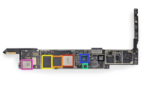 Charger Roker 2 1 Ere For Iphone 5 6 7 air teardown kleinere batterie d 252 nneres lcd display