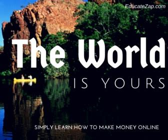 Make Money Online Worldwide - business from make money online e course teaches you how to work from home