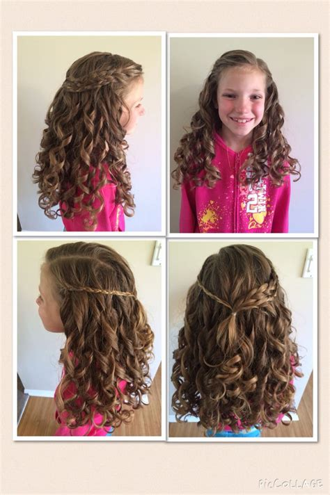 cute hairstyles for first comunion 9 best communion updos images on pinterest communion