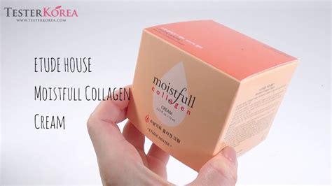 Etude Moistfull testerkorea etude house moistfull collagen
