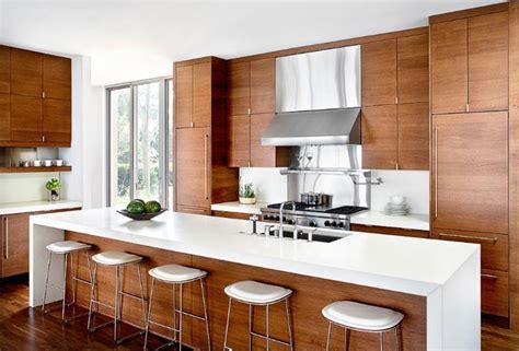 White Or Wood Cabinets by Des Id 233 Es D 233 Co Pour La Cuisine
