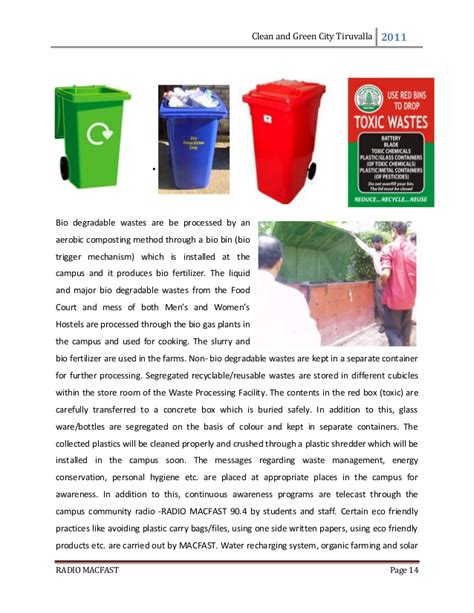 Clean Green City Essay by Clean And Green City