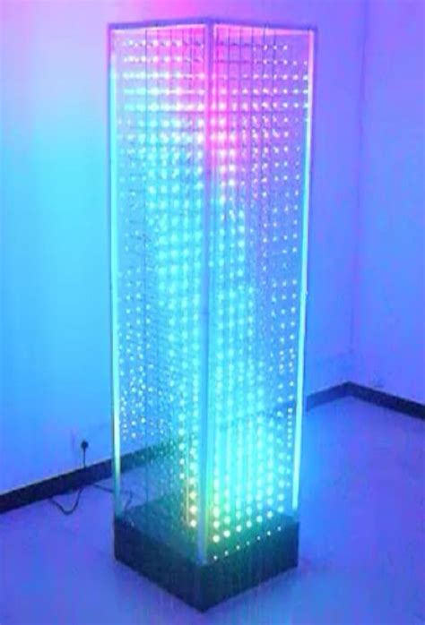 Led Cube Lights Pinterest Cube Arduino And Tech Led Lights Projects