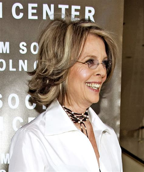 Diane Keaton Hairstyle by Diane Keaton Hairstyles Hairstyle 2013