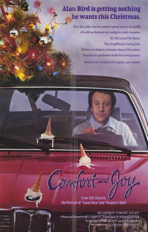 comfort and joy movie comfort and joy movie posters from movie poster shop