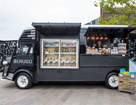 best design food truck ico design benugo brand environment print boys
