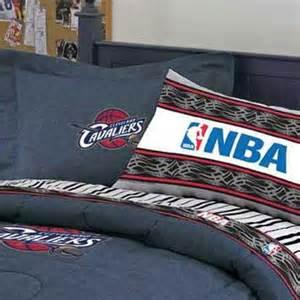 Toddler Crib Bedding Sets by Cleveland Cavaliers Team Denim Pillow Sham