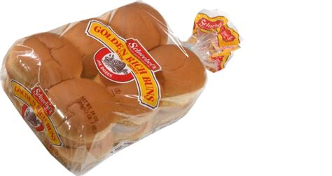 how many calories in a bun golden rich hamburger buns schwebel s freshly baked bread
