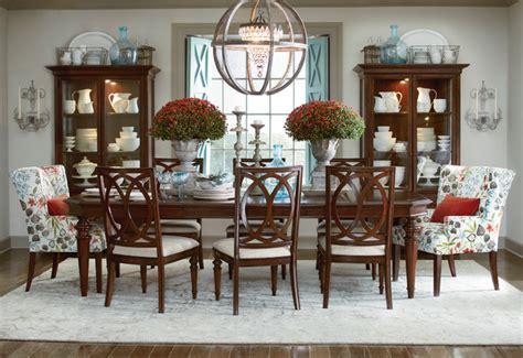 bassett dining room furniture highlands dining room by bassett furniture contemporary