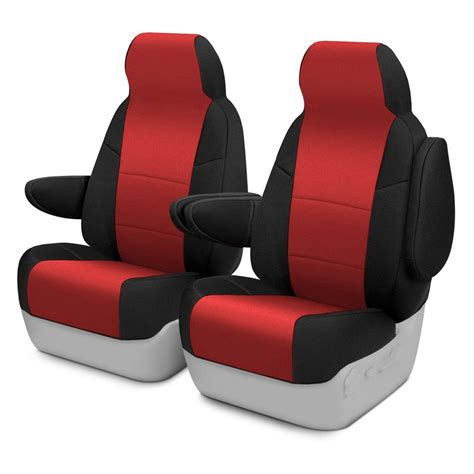 personalised seat covers coverking 174 csc2a7rm1068 neosupreme 1st row black