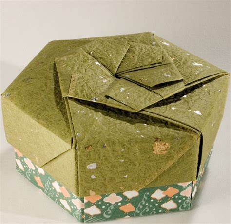 Origami Box Lid - origami diy origami gift box a sweet afternoon origami