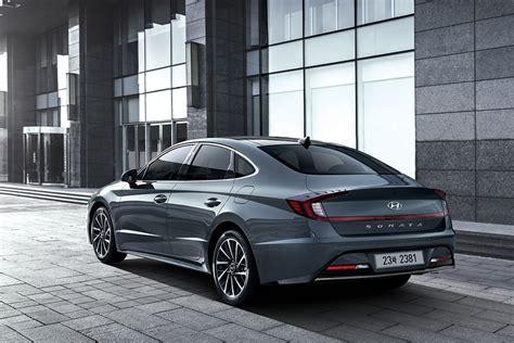 Hyundai New 2020 by Revised Engine New Gearbox For 2020 Hyundai Sonata News