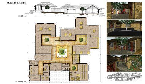 art design village artist village architecture thesis by rizma p at coroflot com