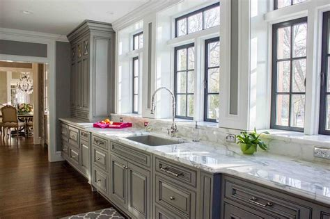 raised panel kitchen cabinets kitchen sink window sill topiary design ideas
