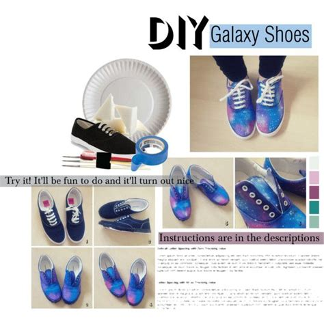 diy shoes tutorial diy galaxy shoes these seem a labor intensive or