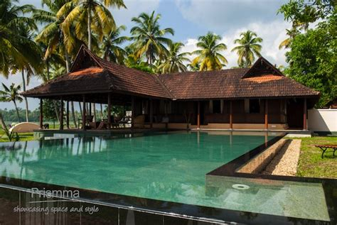 kerala home design with swimming pool traditional kerala house vismaya villa by amritara