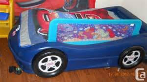 Little Tikes Toddler Car Bed Canada Car Bed Little Tikes Keele Sheppard For Sale In