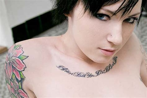 ladies chest tattoo ideas chest tattoos for