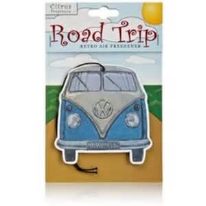 Car Air Freshener Vintage Road Trip Retro Car Air Freshener Citrus Fragrance