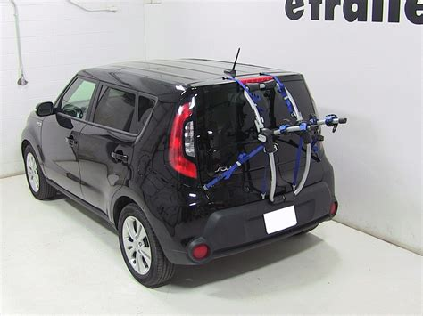 kia soul thule archway xt 2 bike rack trunk mount