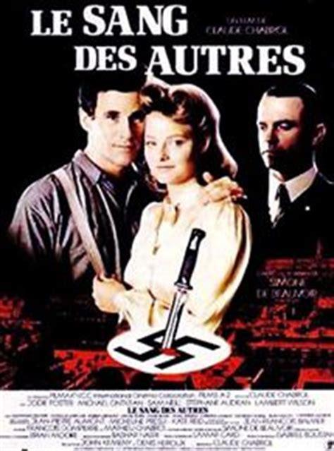 le sang des autres film 1984 allocin 233
