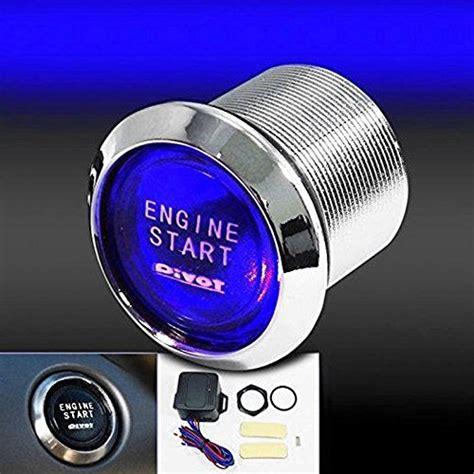 ford push button start kit ignition engine switch ebay 12v led car keyless engine start push button switch ignition starter kit blue buy in