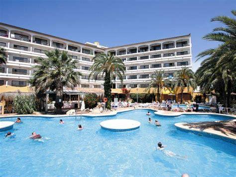 Bellevue Apartments Palma Majorca A10 Sol De Alcudia Apartments Alcudia Majorca Spain
