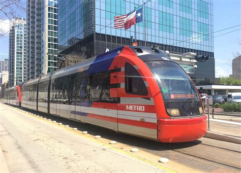 metro light rail houston metro wants to its light rail trains more visible