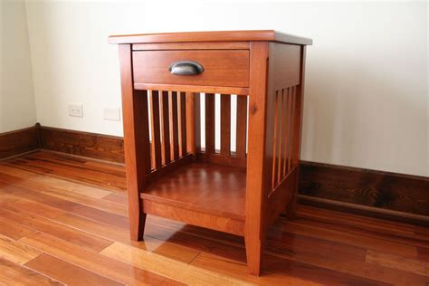 Bookcases Children Hand Made Mission Shaker Style Cherry Night Stand By