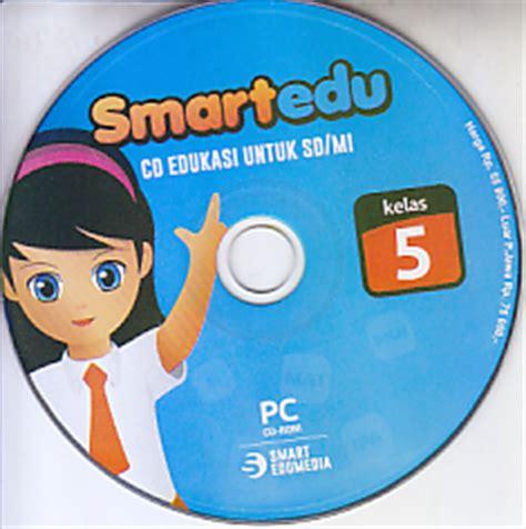 Buku Pr Tematik Kls 5 Sdmi cd pembelajaran smartedu untuk sd mi kelas 5 toko buku rahma
