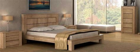 chambre bois massif contemporain chambre 224 coucher en bois et rangements meubles bois massif