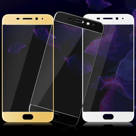 Meizu M5 Tempered Glass Cover By Nano imak tempered glass screen protector complete covering for
