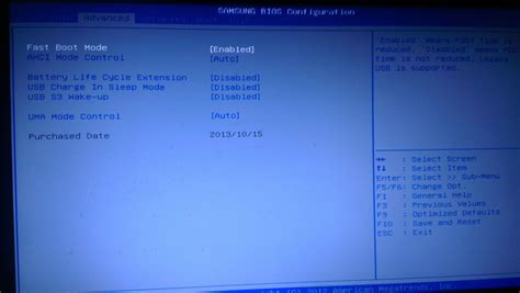 reset bios notebook samsung laptop samsung series 5 bios not detecting any bootable