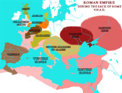 political map of rome america already fallen eradica
