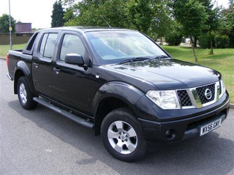 nissan navara 2006 2006 nissan navara photos informations articles
