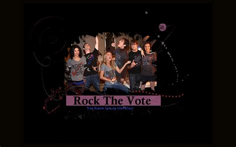 Discount For Voters Rock The Vote And Save Second City Style Fashion by Rock The Vote Wallpapers Createblog