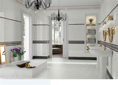 bathroom tiles black and white ideas ديكورات سيراميك حمامات 18 تصميم مميز ومبتكر ديكوري