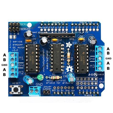l293d by tokoarduino arduino l293d driver motor shield blue jakartanotebook