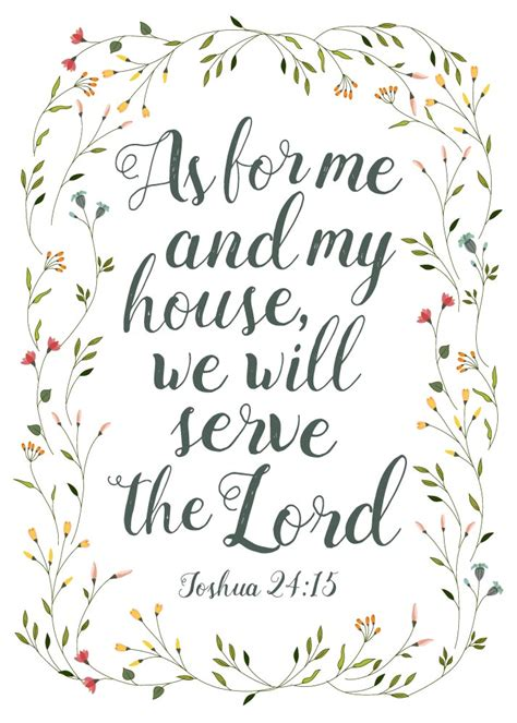 as for me and my house verse he has risen matthew 28 6 scripture print