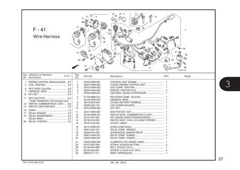 Buku Part Catalog Honda Pcx part catalog honda pcx by ahass tunasjaya issuu
