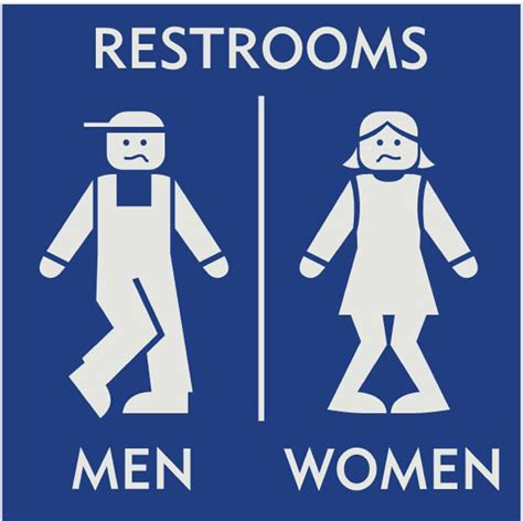 restroom survival guide how to use a restroom for a safer experience books don t it s called survival instinct