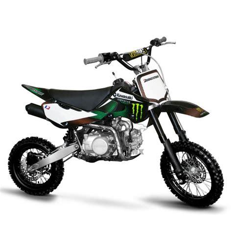 Kawasaki Dirt Bikes 125cc