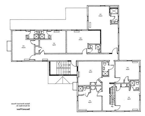 eplans new american house plan country aura 3728 american house plans with photos