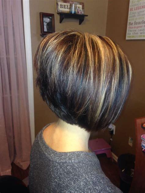 bad stacked bob haircut a line stacked bob hair inverted bob pinterest