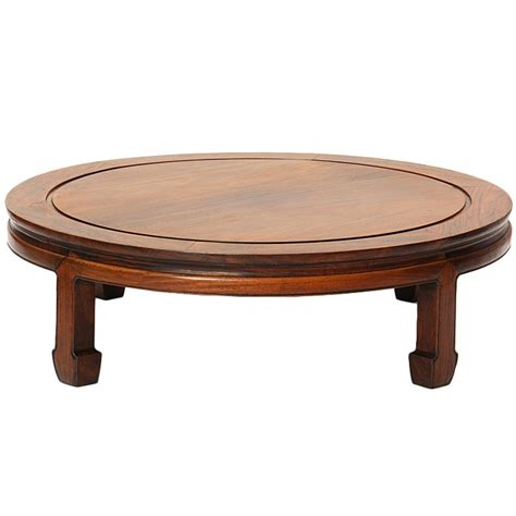 low table round asian low table