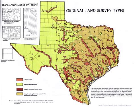 lands of texas map atlas of texas perry casta 241 eda map collection ut library