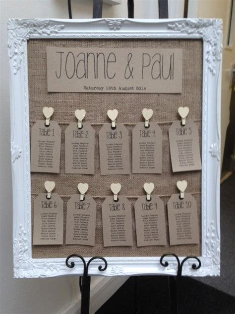 Shabby Kecil Planner Table Decoration 25 best ideas about rustic table plan wedding on rustic diy wedding decor wedding