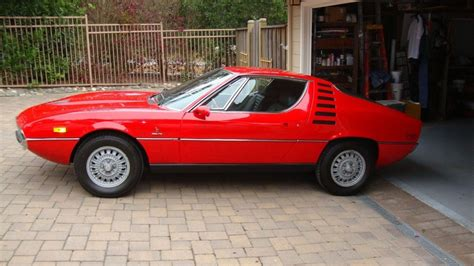 Alfa Romeo Montreal For Sale Usa by 1971 Alfa Romeo Montreal Ebay Find Leaves To The