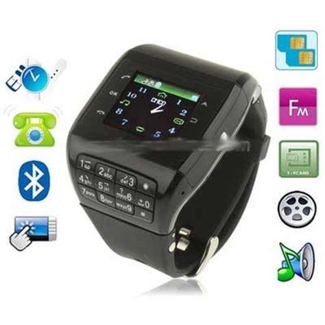 Jam Tangan Cerdas Bluetooth Sim Card Memory kamera tersembunyi kamera pengintai kamera cctv barang unik produk unik alat unik jam